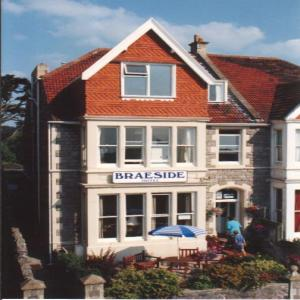 Picture of BRAESIDE HOTEL (situated in Weston-Super-Mare, Somerset)