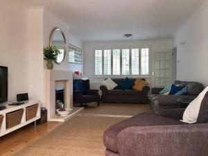 Picture of THE SUMMER HOUSE (situated in Whitstable, Kent)