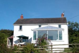Picture of TREPARTRIDGE COTTAGE (situated in Pen Y Mynydd, Llanelli, Carmarthenshire)